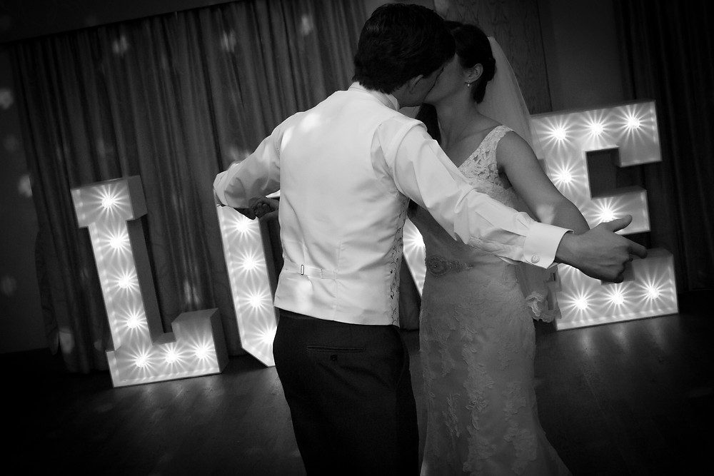 Wedding at Slepe Hall Hotel | Craig Howkins Photography | wedding photographer St. Ives Cambridgeshire Northamptonshire | First Dance
