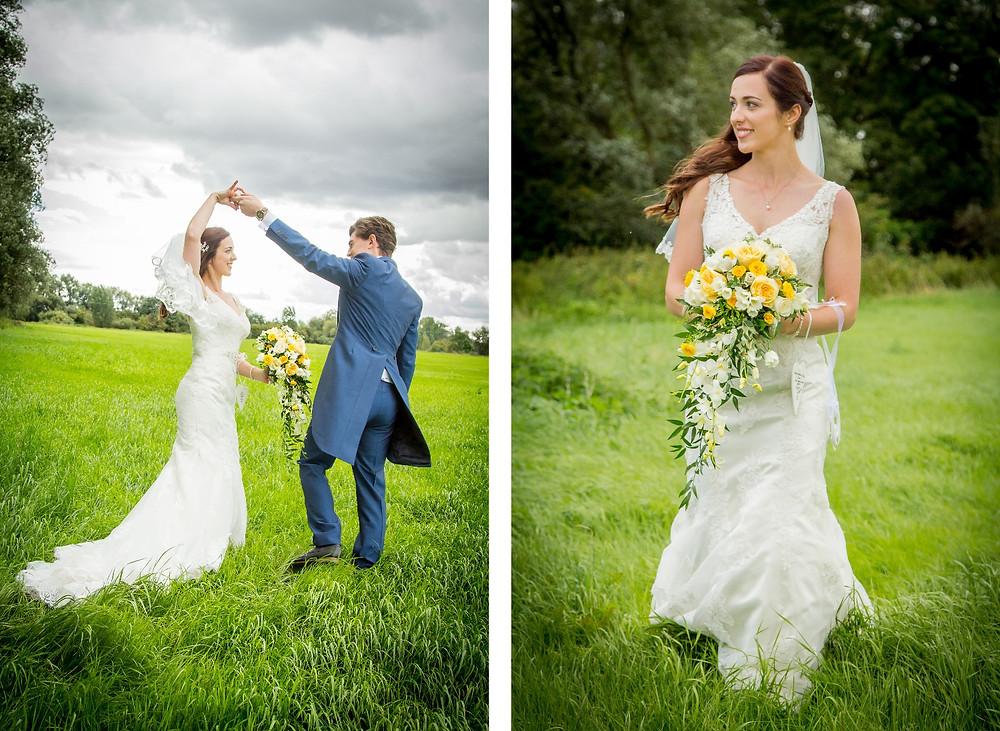 Holywell Meadows | Craig Howkins Photography | wedding photographer St. Ives Cambridgeshire Northamptonshire | ceremony
