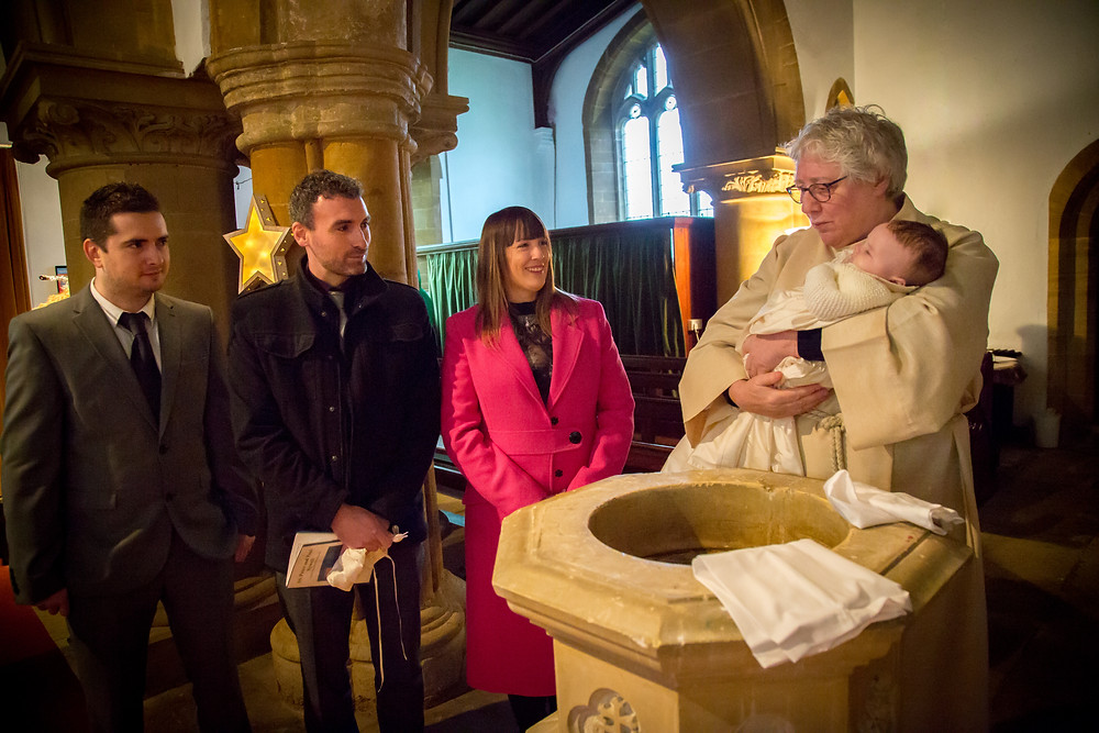 Christening | Craig Howkins Photography
