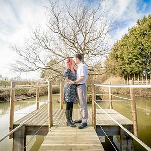 Meg & Kingsley Pre-Wedding shoot