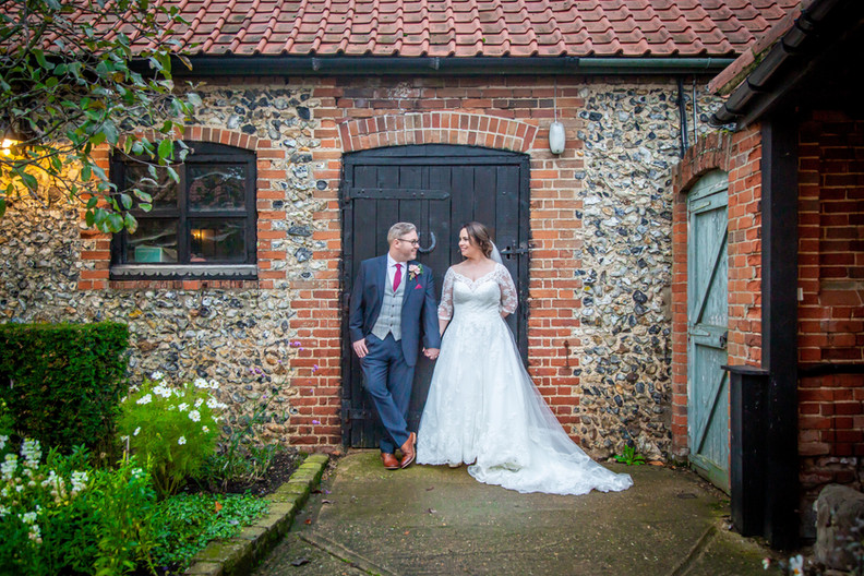 The Wedding of Taryn and Dan at the Granary Estates