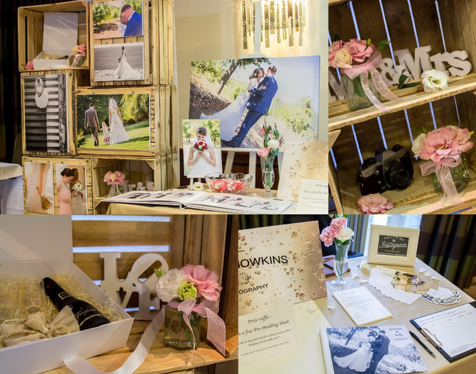 Wedding Fair at the Belfry, Cambourne - 2nd October 2016