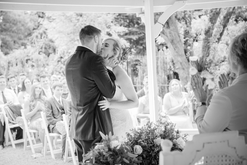 Charlotte and Rob's Wedding at Stanwick Hotel