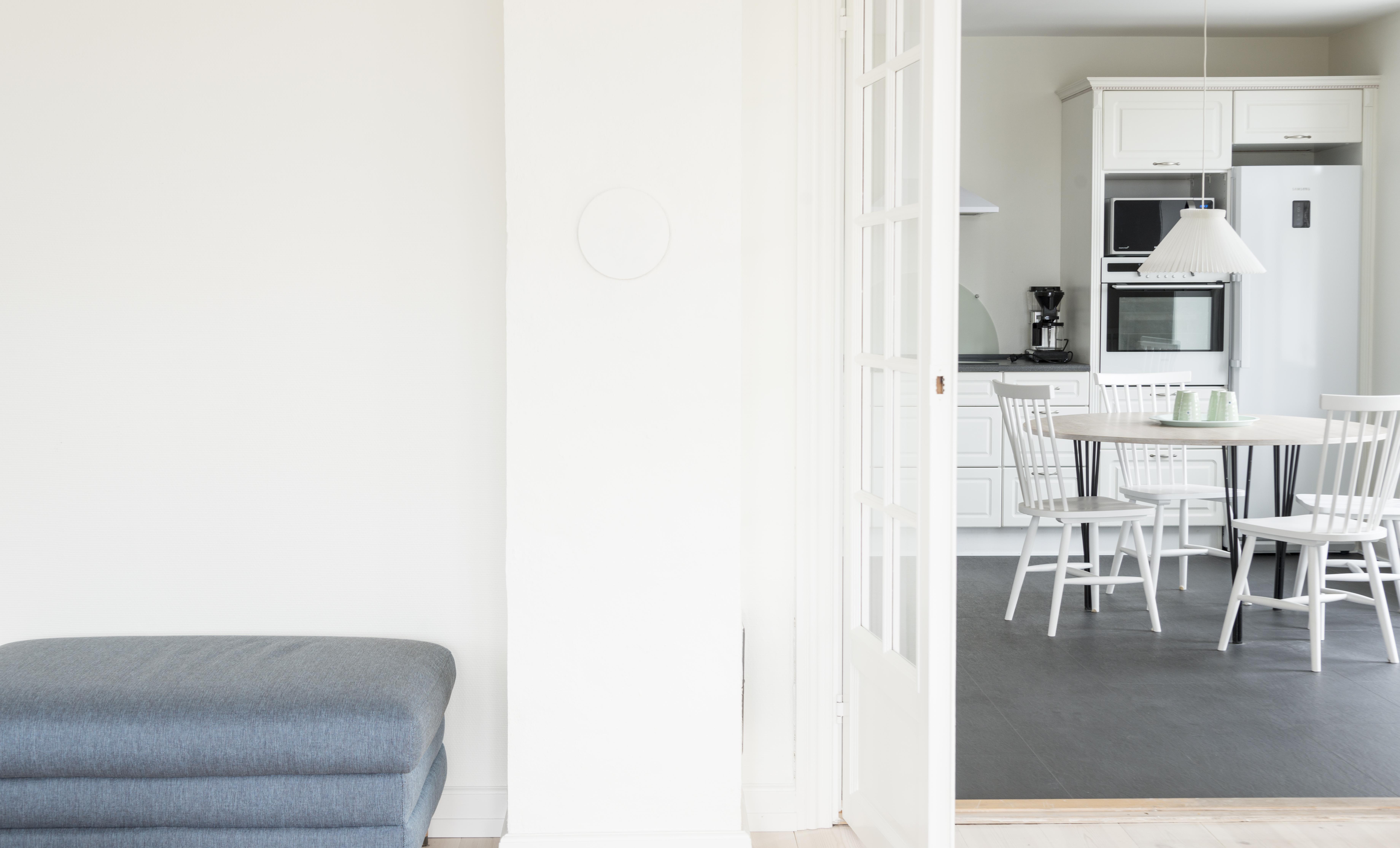 Stue og køkken