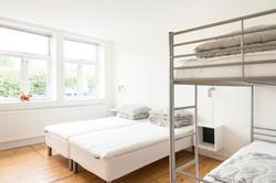 4-sengs værelse