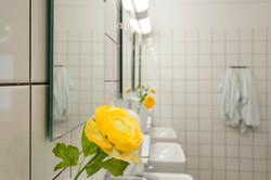 Fælles bad-og toilet faciliteter