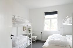 5-sengs værelse på Nordliv