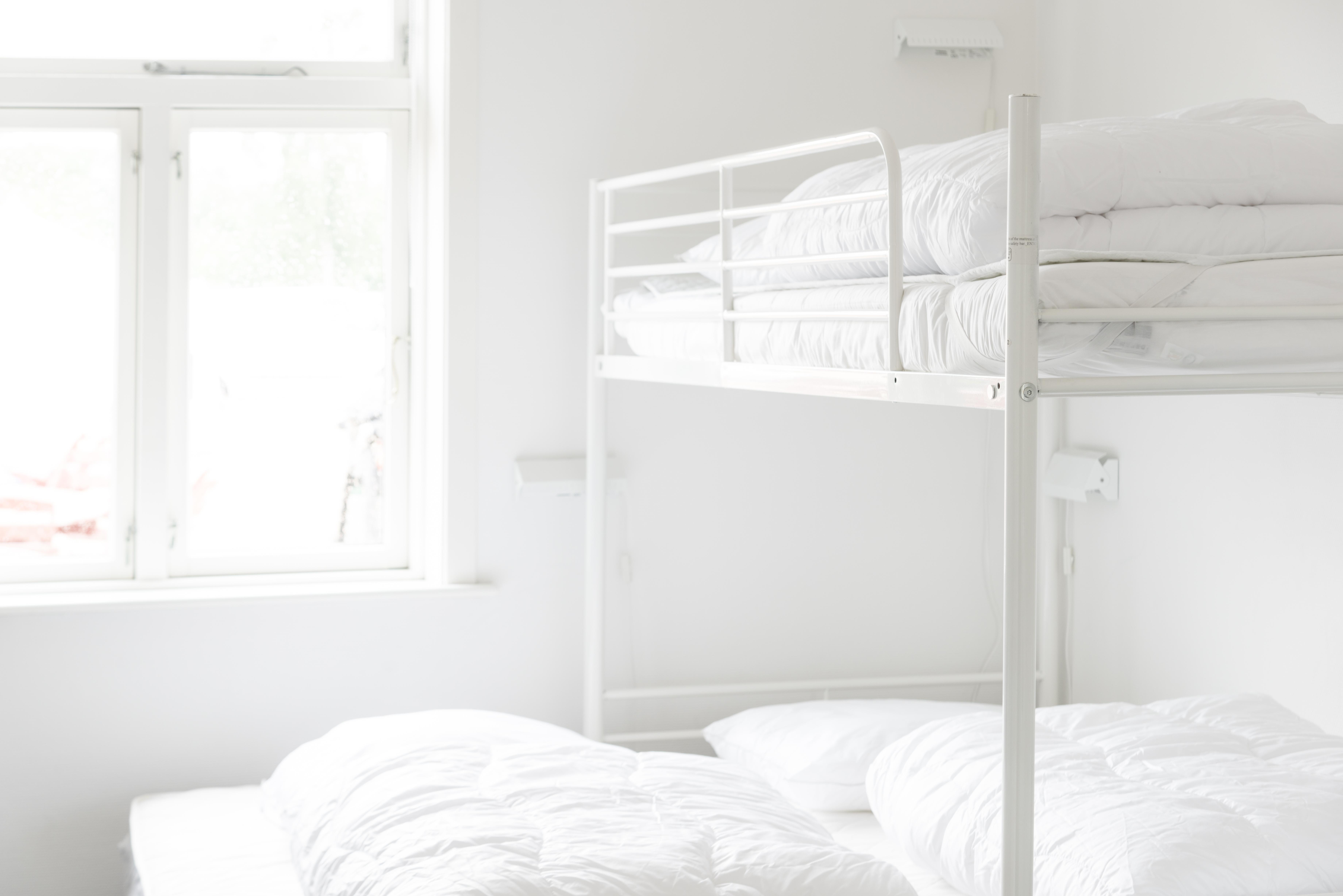 4 sengs værelse