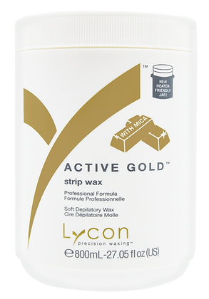 ACTIVE GOLD STRIP WAX