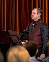 Sänger Vladislav Belinskiy Saenger Freiburg