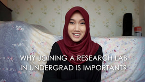 Why Joining a Research Lab in Undergrad is Important?
