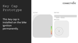 Key Cap (On Bike)