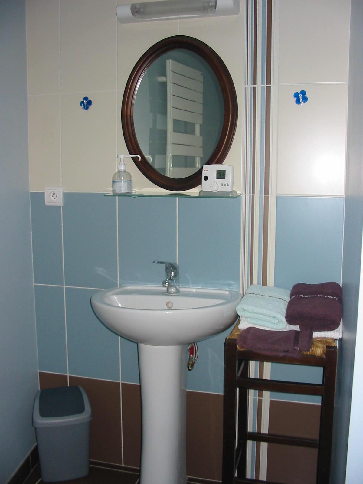 "salle de bain ""Viognier"""