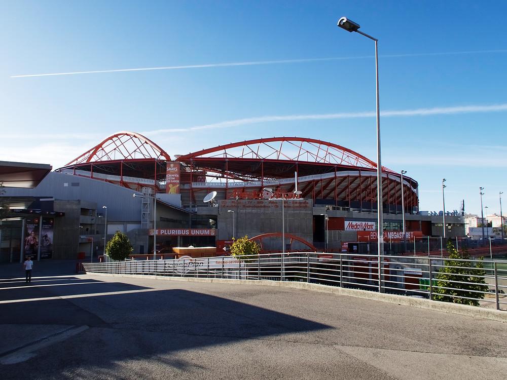Estádio da Luz - Lisboa, Portugal (Duda Nascimento)