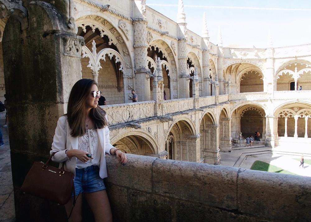 Mosteiro dos Jerónimos - Lisboa, Portugal (Duda Nascimento)