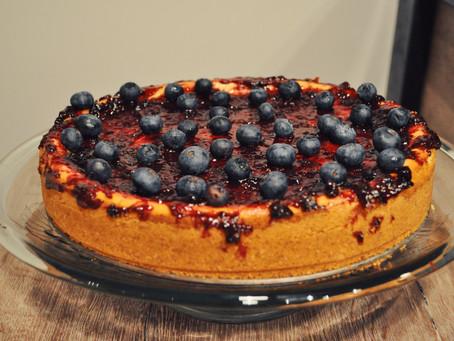 #CozinheComigo: Cheesecake de Frutas Vermelhas