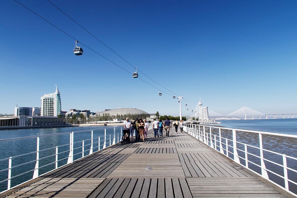 Parque das Nações - Lisboa, Portugal (Duda Nascimento)