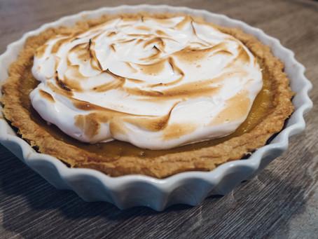 """Torta de Abóbora - """"Pumpkin pie"""" - Receita"""