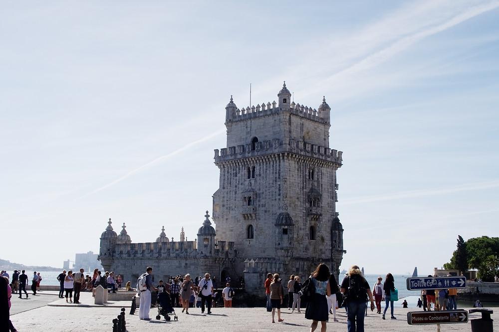 Torre de Belém - Lisboa, Portugal (Duda Nascimento)