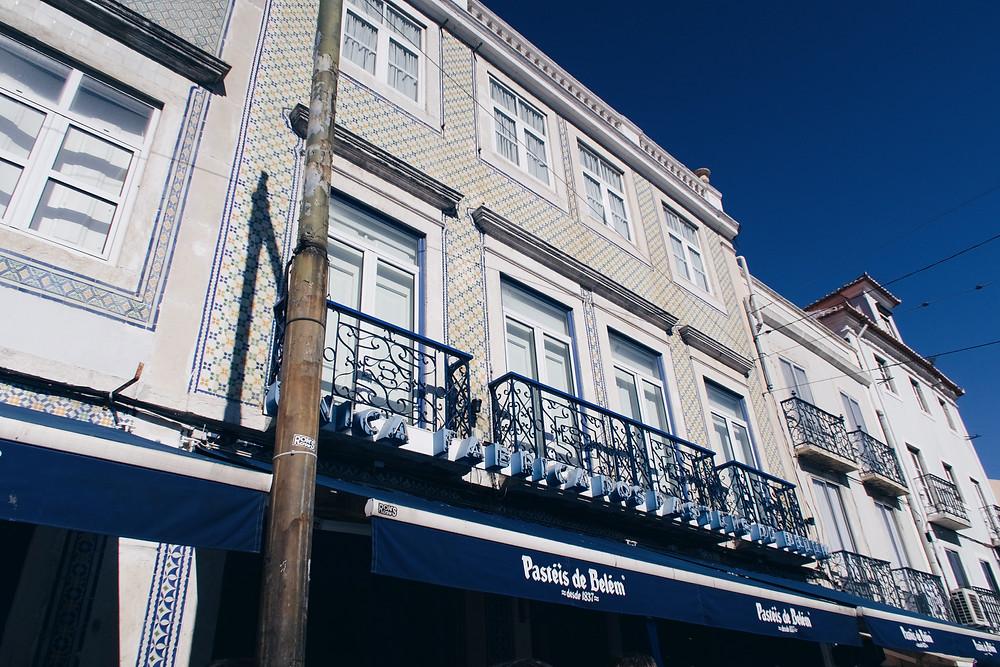 Pastéis de Belém - Lisboa, Portugal (Duda Nascimento)
