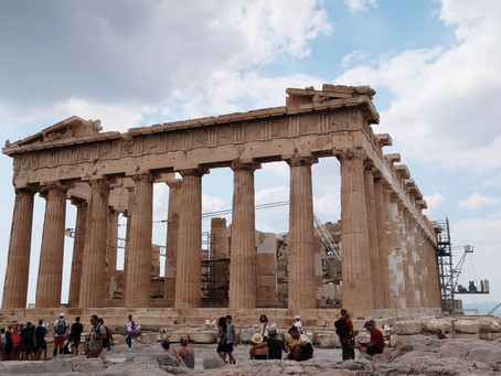 Grécia: Roteiro Atenas 1 dia