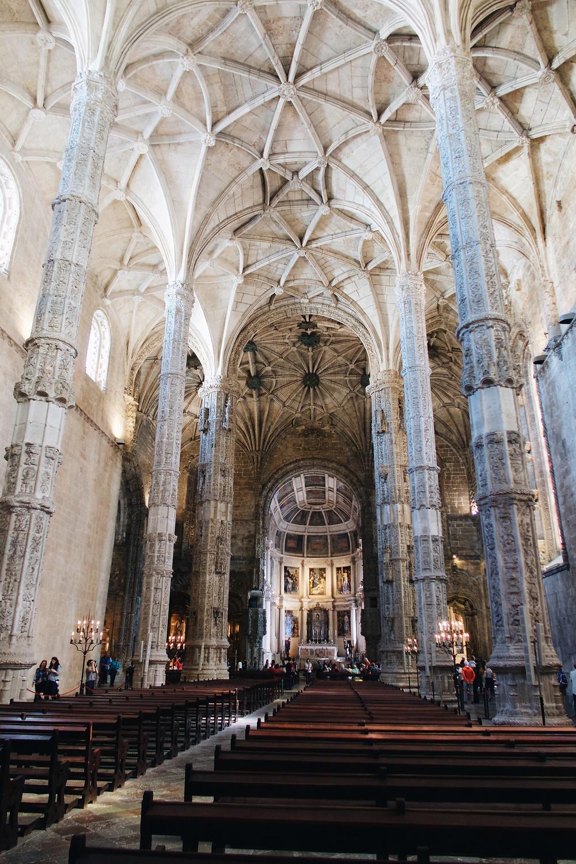 Igreja de Santa Maria de Belém - Lisboa, Portugal (Duda Nascimento)