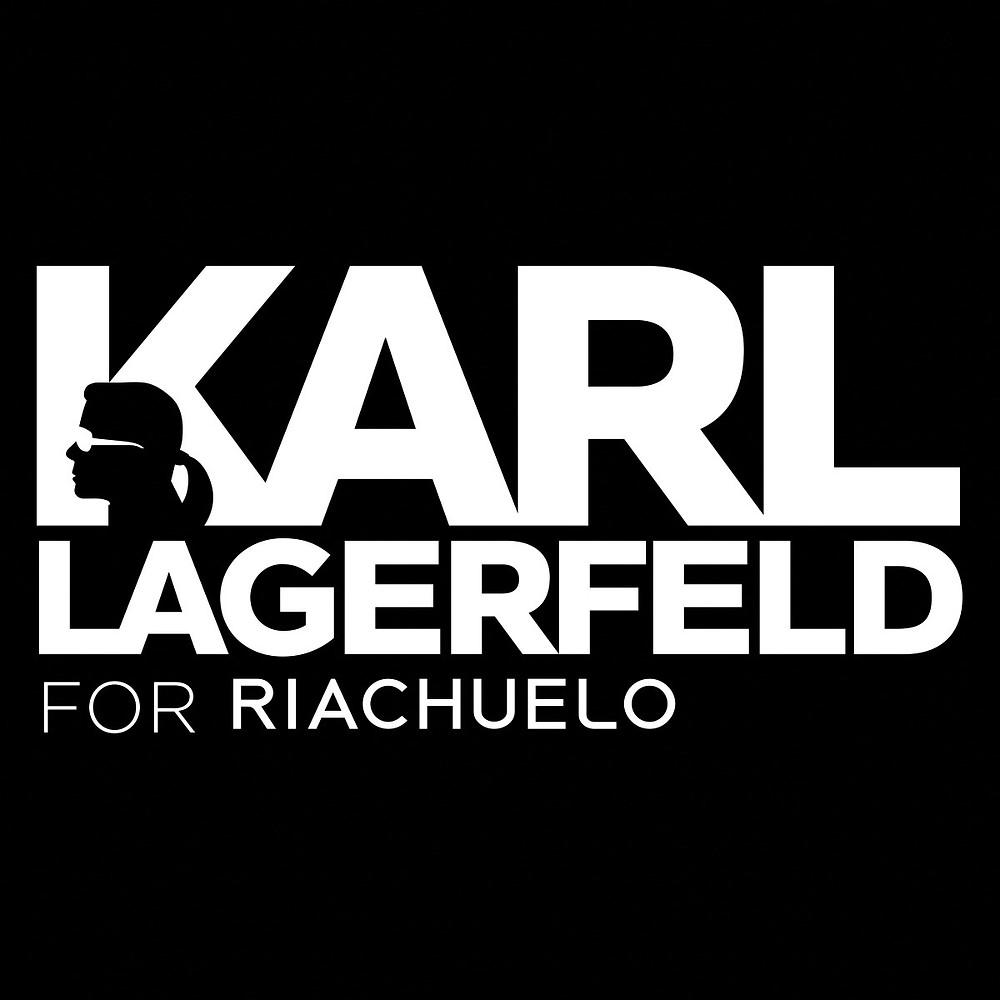 Karl Lagerfeld + Riachuelo - Duda Nascimento
