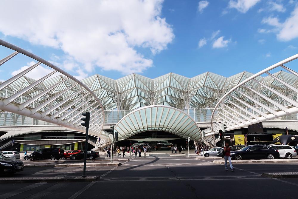 Estação do Oriente - Lisboa, Portugal (Duda Nascimento)