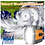 Thumbnail: Emergency Hand Crank Radio Flashlight Solar Radio Portable 4000mAh