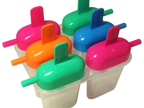 Ice Pop Maker Mold for Homemade Frozen Treats, Popsicles, Frozen Yogurt, Ice