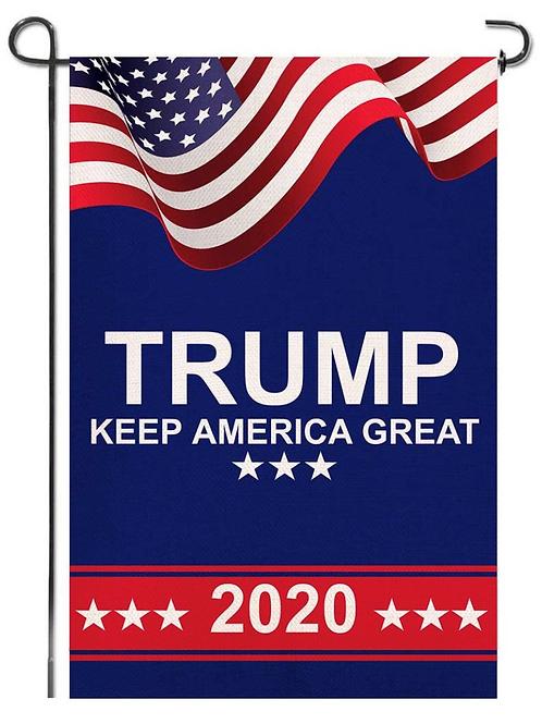 Garden Flag- President Donald Trump 2020