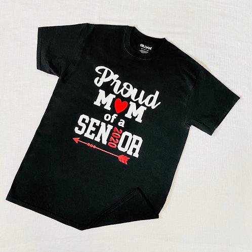 Proud Mom of a 2020 Senior T-Shirt