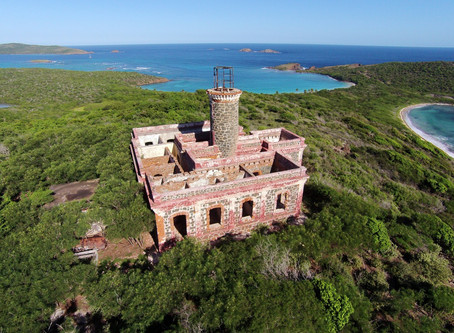 Culebrita Lighthouse Historical Reserve