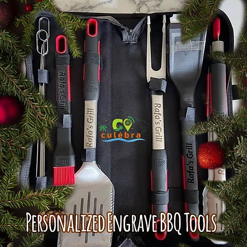 Personalized Grill Tools