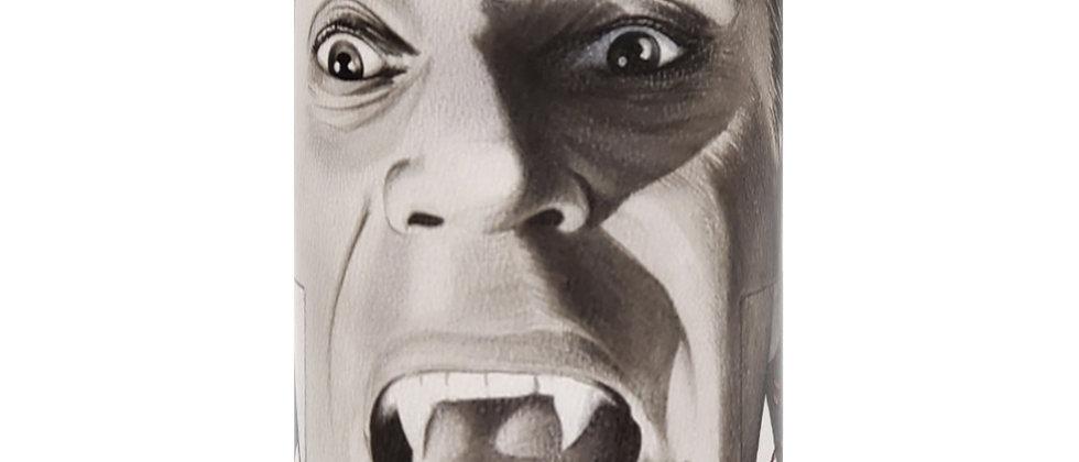 Kiss Of The Vampire Black Mug