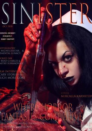 SINISTER Magazine Issue #1