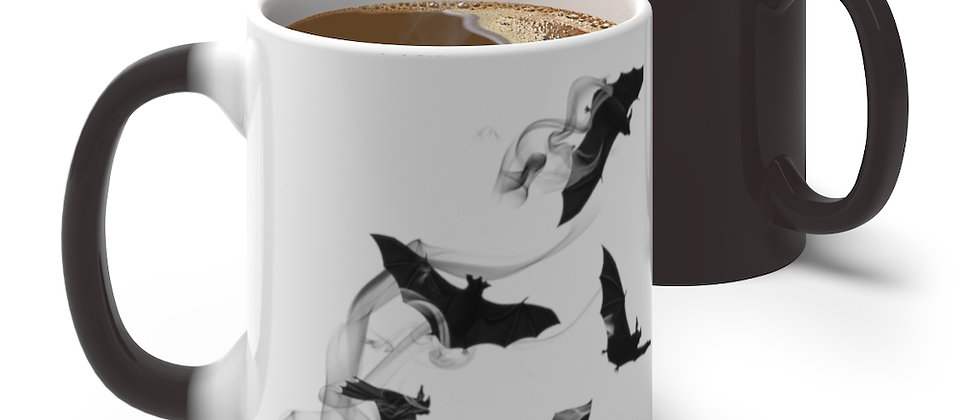 Color Changing Bats Mug