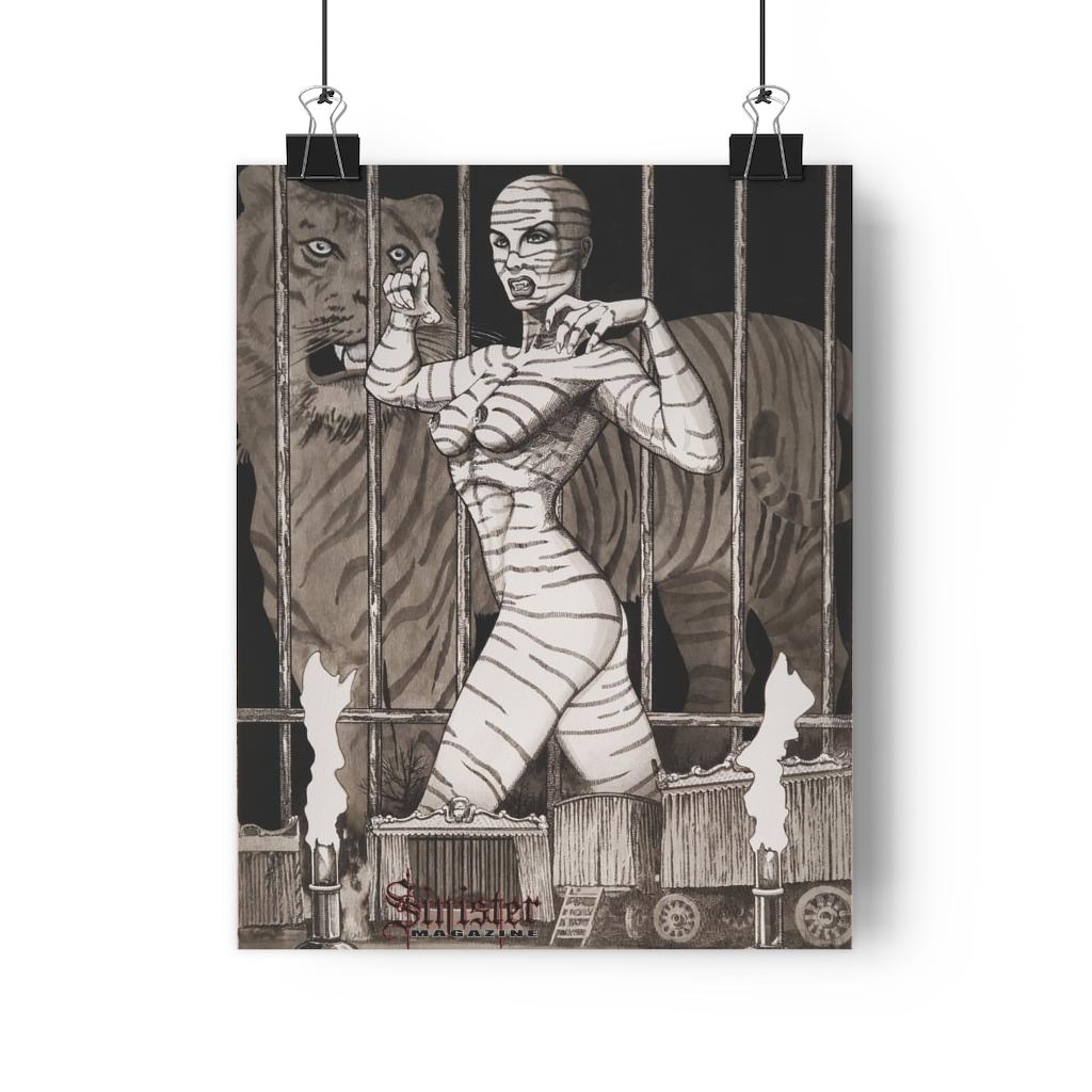 Vampire Circus Poster
