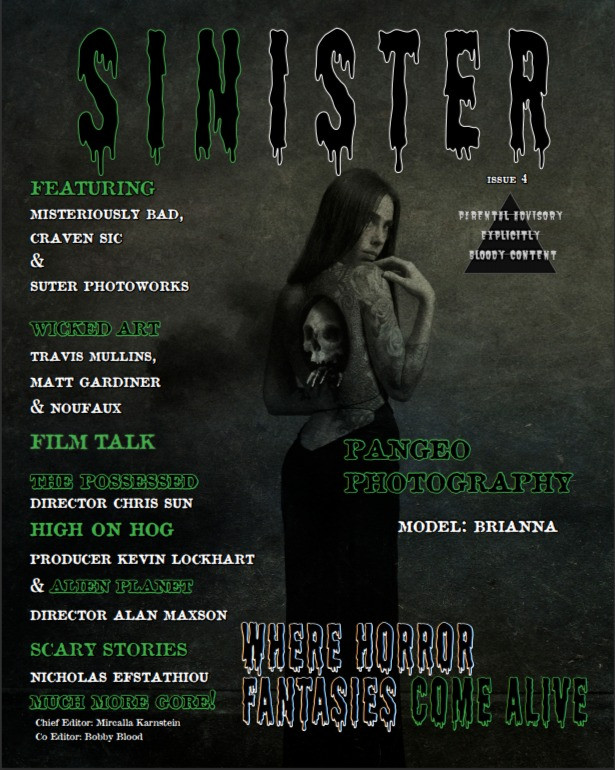 ISSUE #4