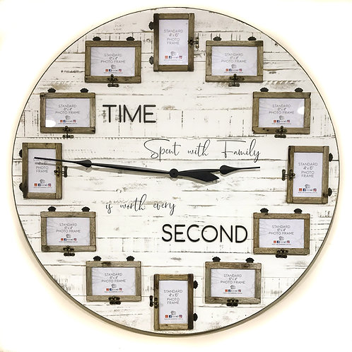 TIME spent clock Lge GIHS0022