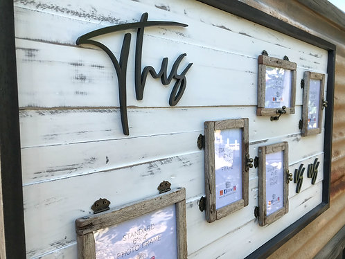 """This Is Us - 5 x (4""""x6"""") frames GIHS0027"""