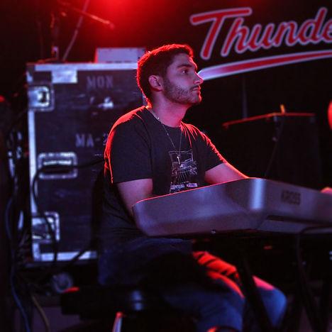 Dave Apostolides - Keyboards