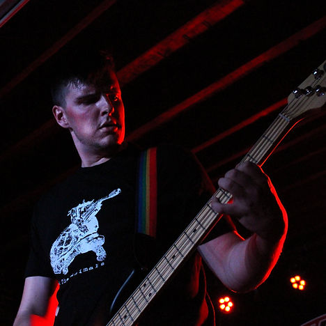 Connor Milligan - Bass