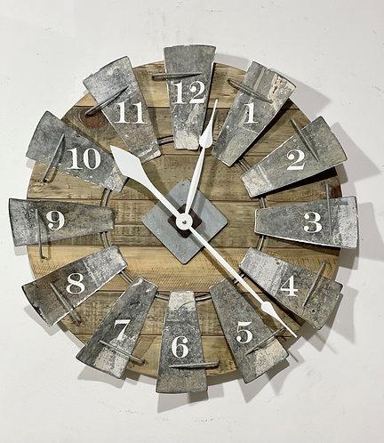 Windmill Clock GIHS0035