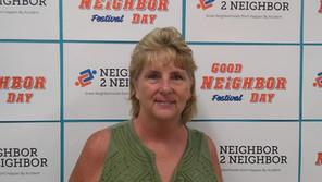 Marketplace Coordinator Karen Van Cleave