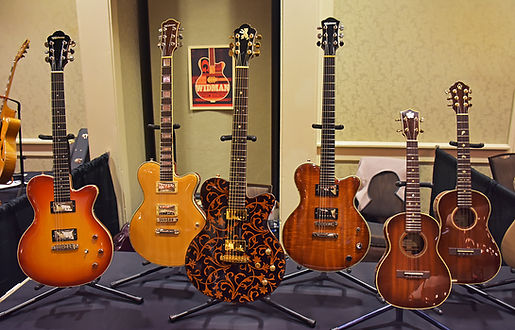 The Artisan Guitar Show