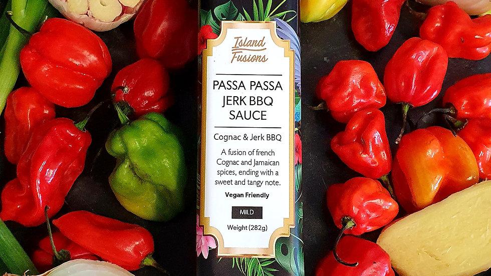 Passa Passa Jerk BBQ Sauce