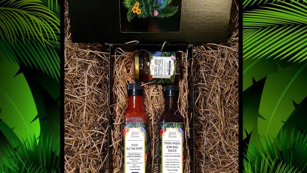 The Island Fusions spice kit (mini duppy)