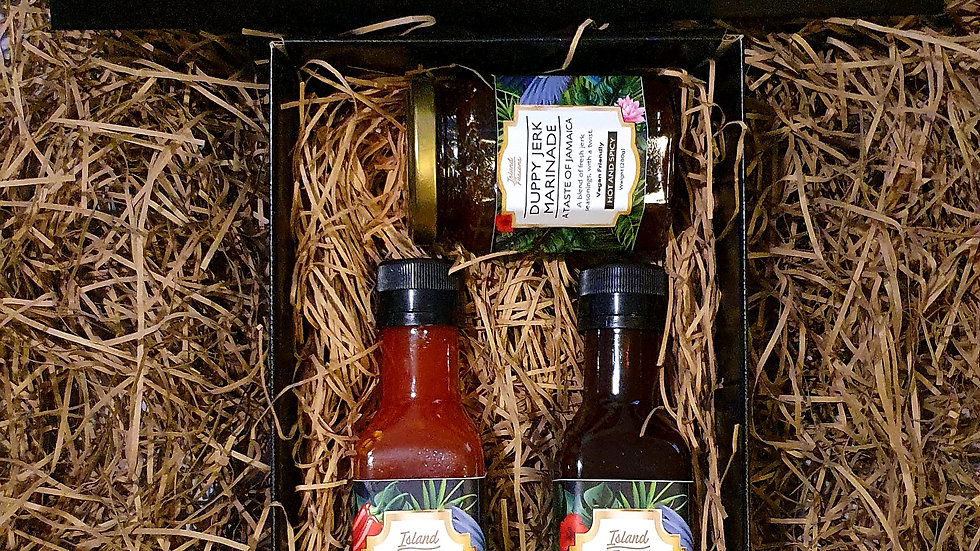 The Island Fusions spice kit