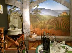 Tuscan Vinyard
